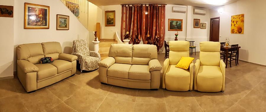 Casa famiglia per anziani a Lecce